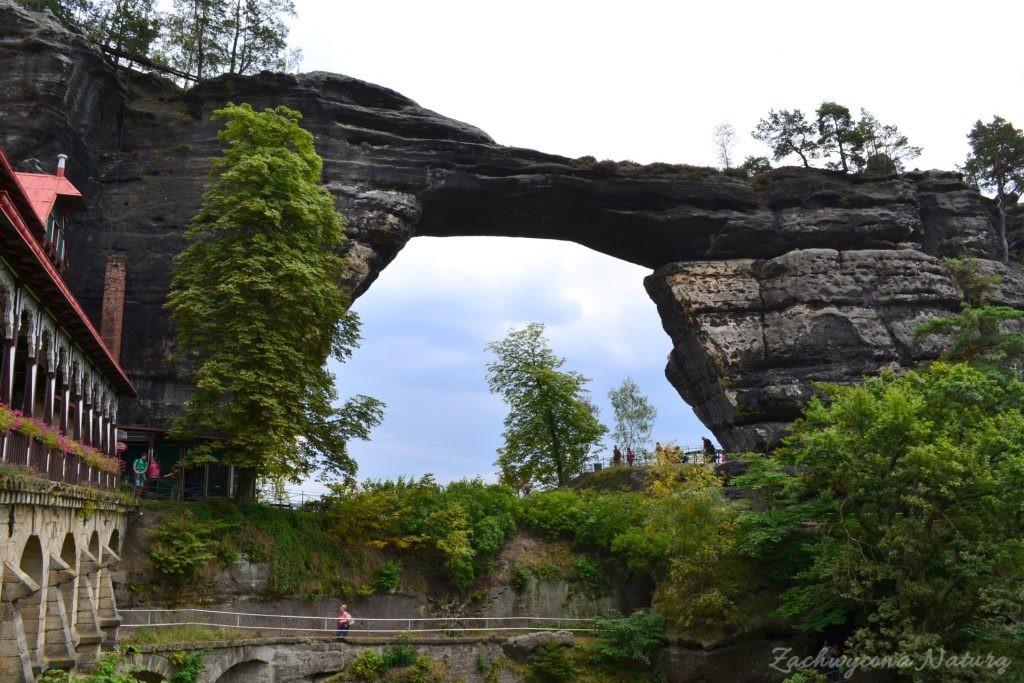 Pravčická brána – najdłuższy w Europie skalny łuk(Custom) (14)