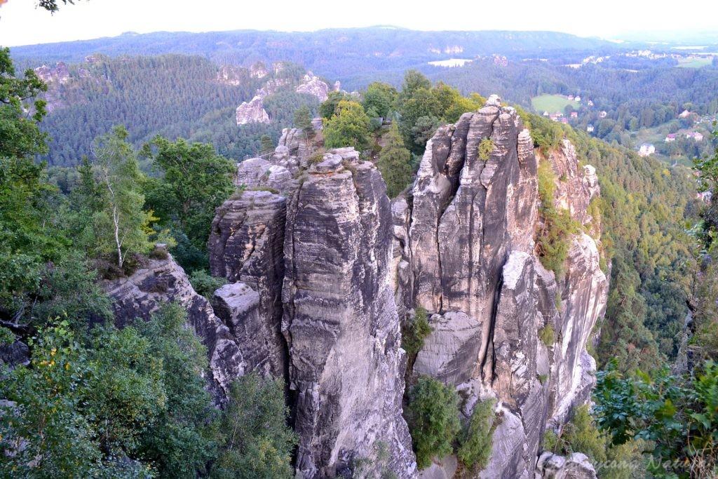 Saksońska Szwajcaria – Most donikąd.. (7)