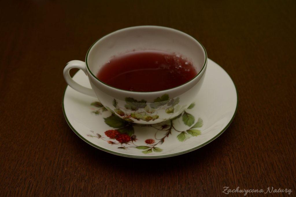 Herbatka z gałązek czeremchy (2)
