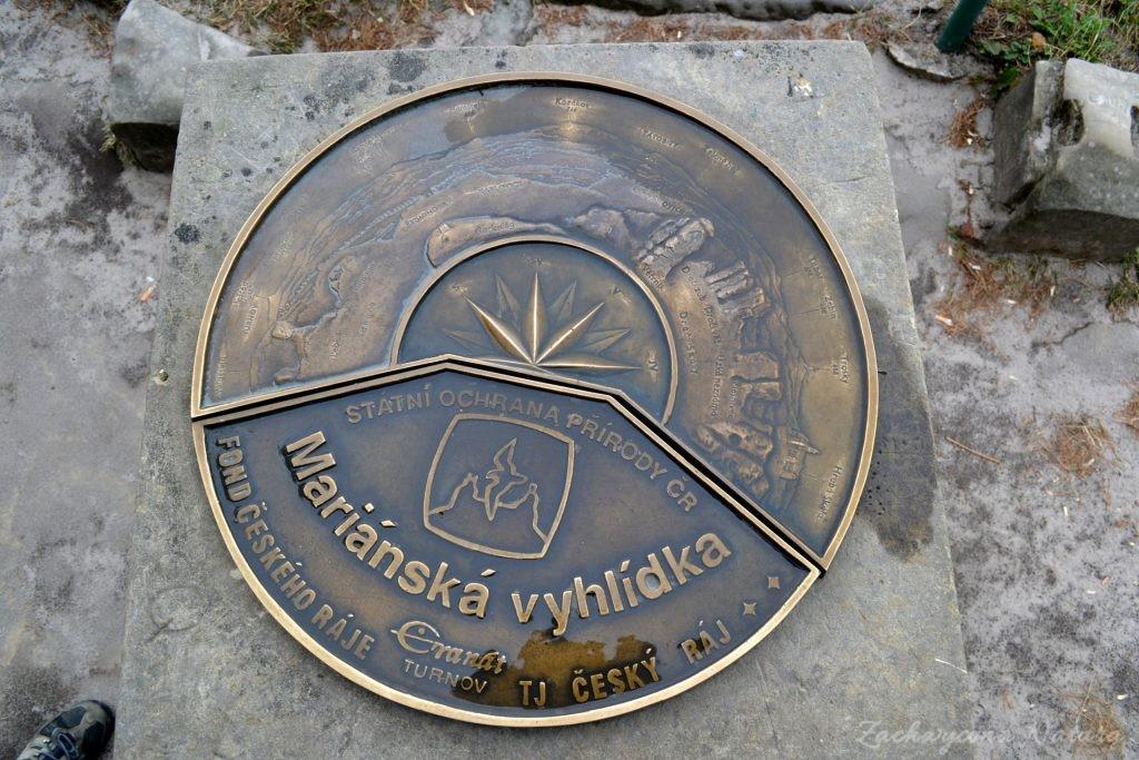 Czeski Raj -Hruboskalsko i co to jest vyhlídka (2)