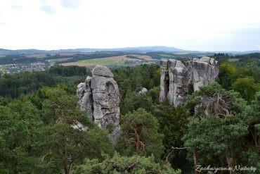 Czeski Raj -Hruboskalsko i co to jest vyhlídka (3)