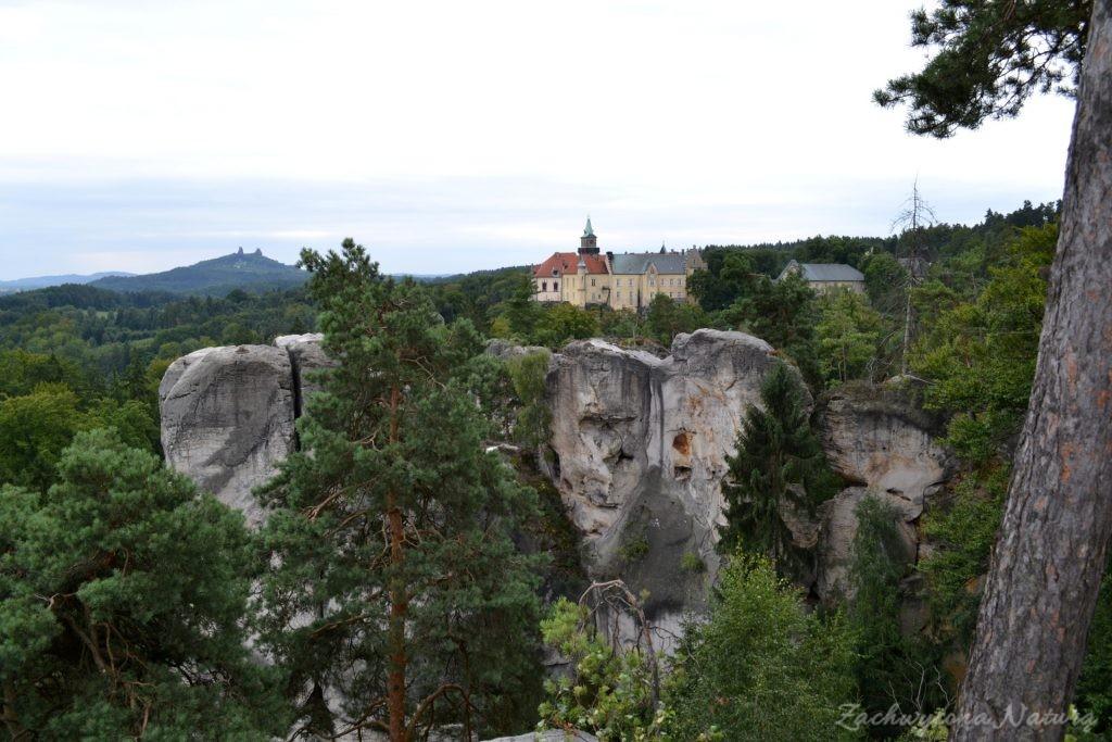 Czeski Raj -Hruboskalsko i co to jest vyhlídka (4)