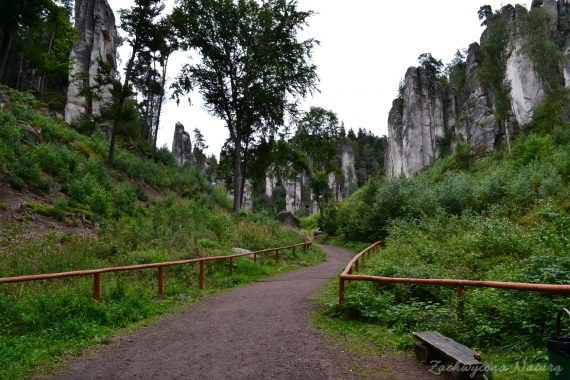 Czeski Raj - Prachowskie Skały (3)