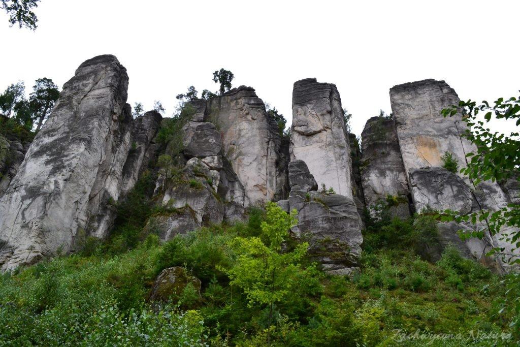 Czeski Raj - Prachowskie Skały (4)