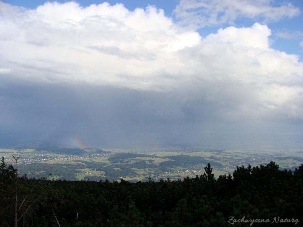 Babia Góra - kaprysy pogody (13)