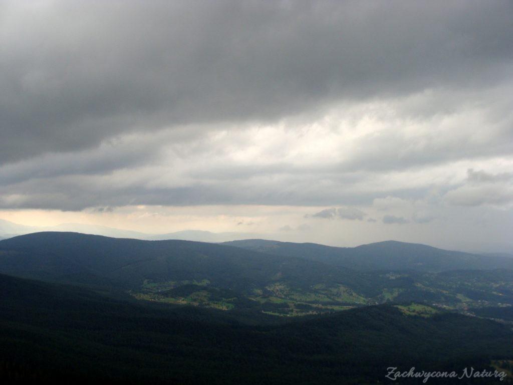 Babia Góra - kaprysy pogody (4)