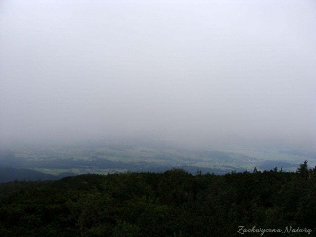 Babia Góra - kaprysy pogody (8)