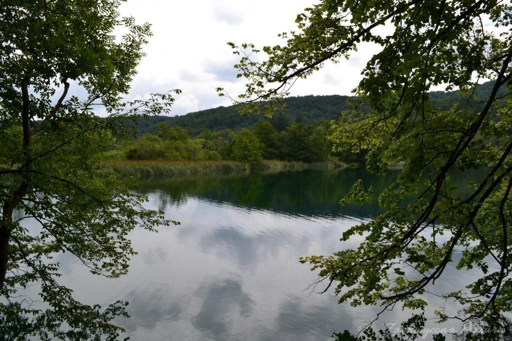 Turkusowe jeziora i piękne wodospady - Jeziora Plitwickie (16)