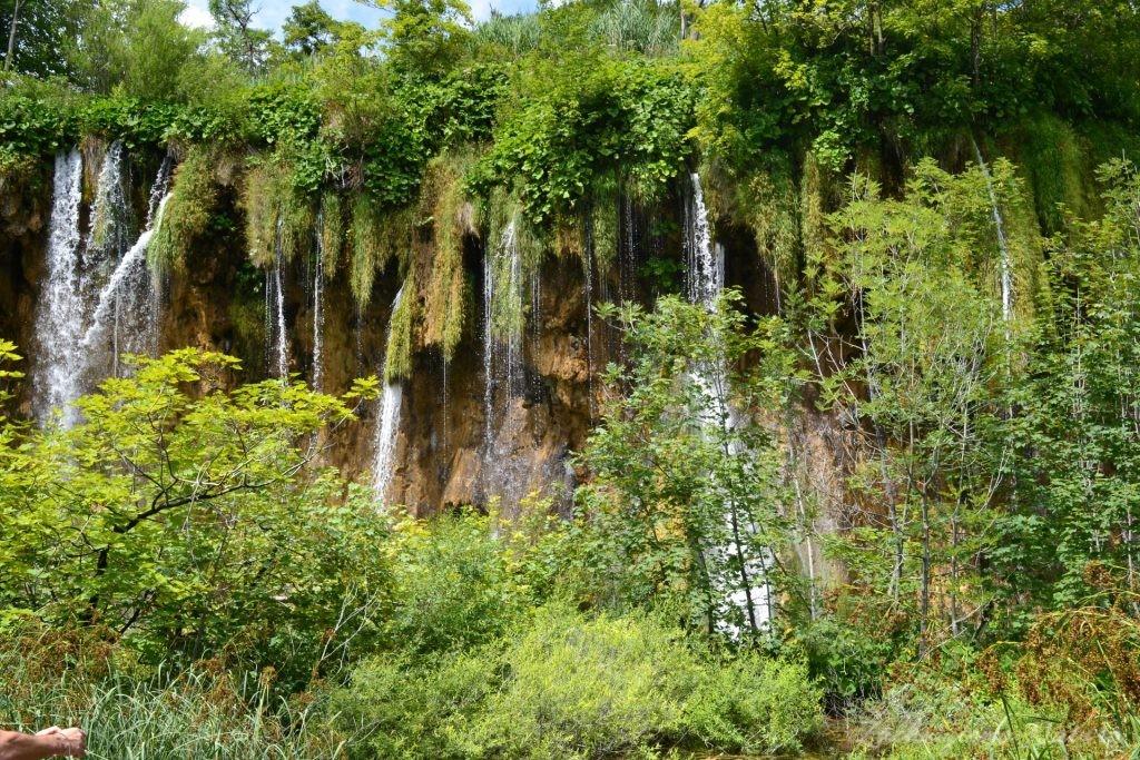 Turkusowe jeziora i piękne wodospady - Jeziora Plitwickie (47)