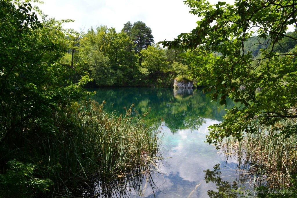 Turkusowe jeziora i piękne wodospady - Jeziora Plitwickie (62)