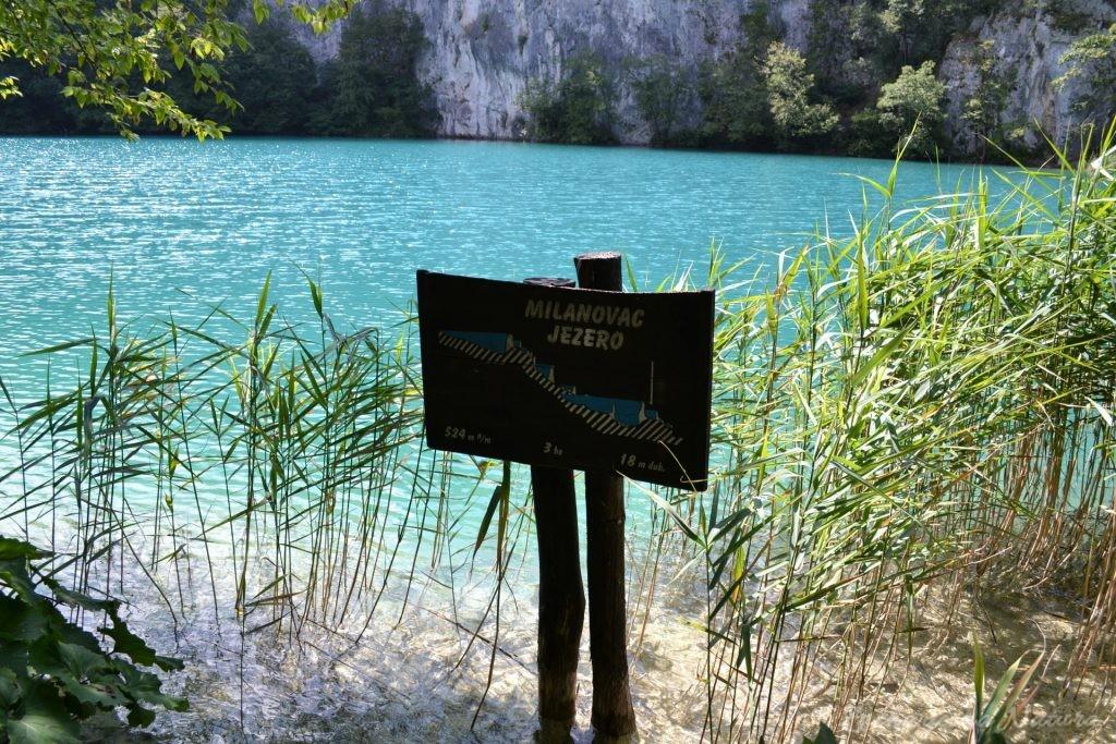 Turkusowe jeziora i piękne wodospady - Jeziora Plitwickie (75)