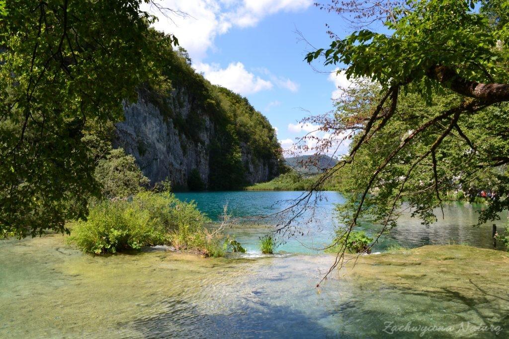 Turkusowe jeziora i piękne wodospady - Jeziora Plitwickie (77)