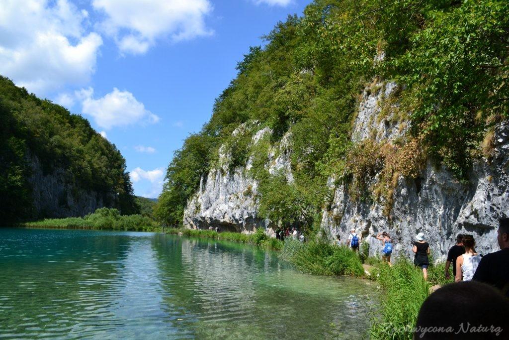 Turkusowe jeziora i piękne wodospady - Jeziora Plitwickie (79)