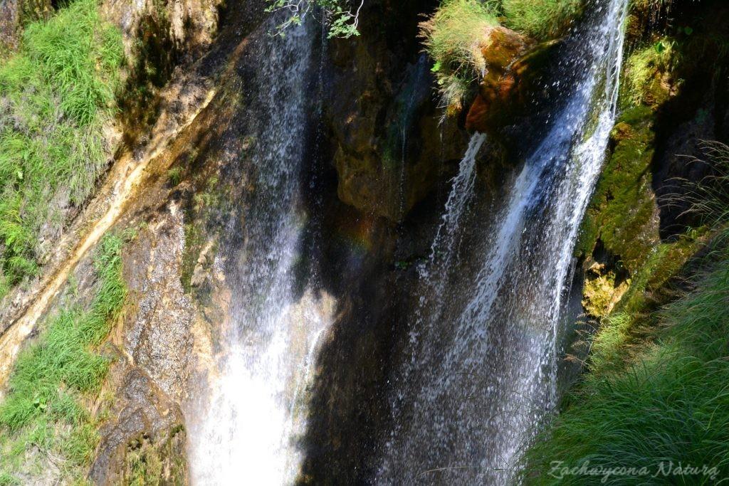 Turkusowe jeziora i piękne wodospady - Jeziora Plitwickie (85)