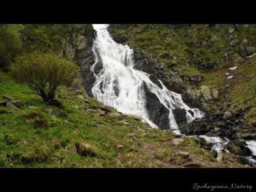 Cascadă Bâlea w Górach Fogaraskich – film