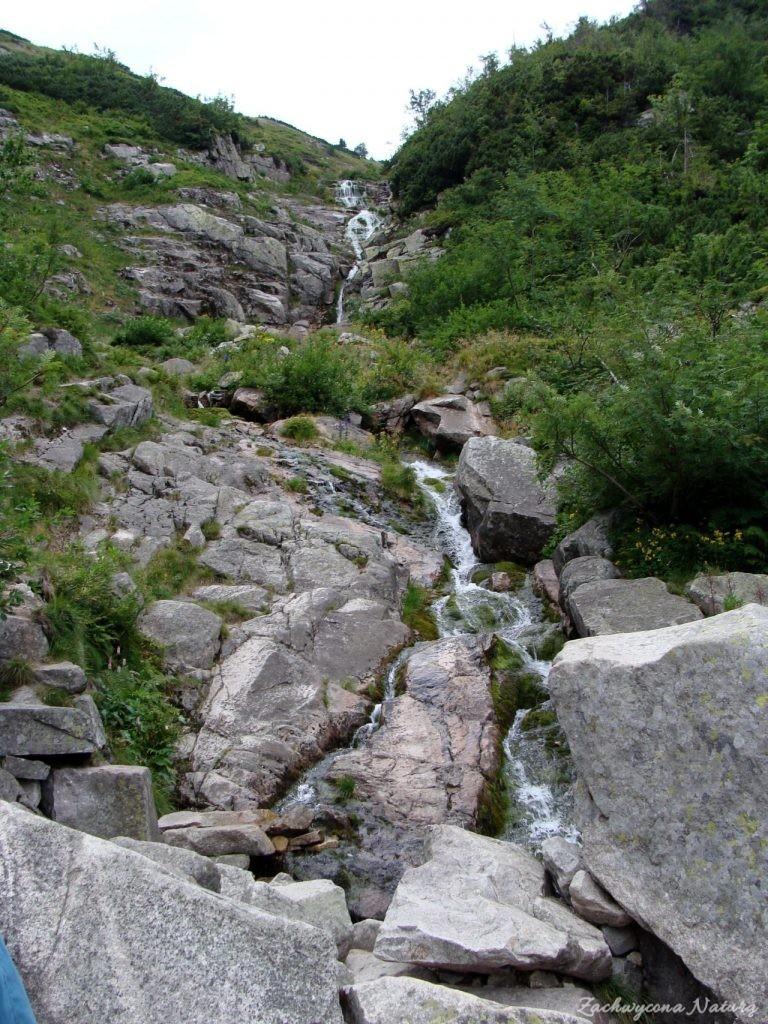 Wodospad Łomniczki