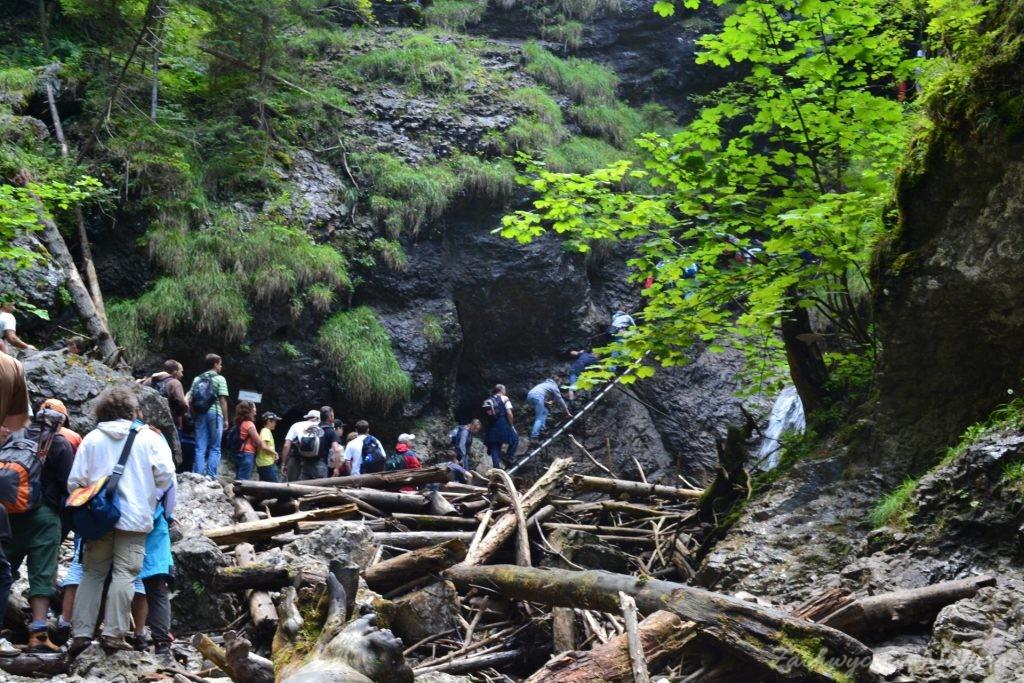 Wąwóz Sucha Bela w Słowackim Raju (13)
