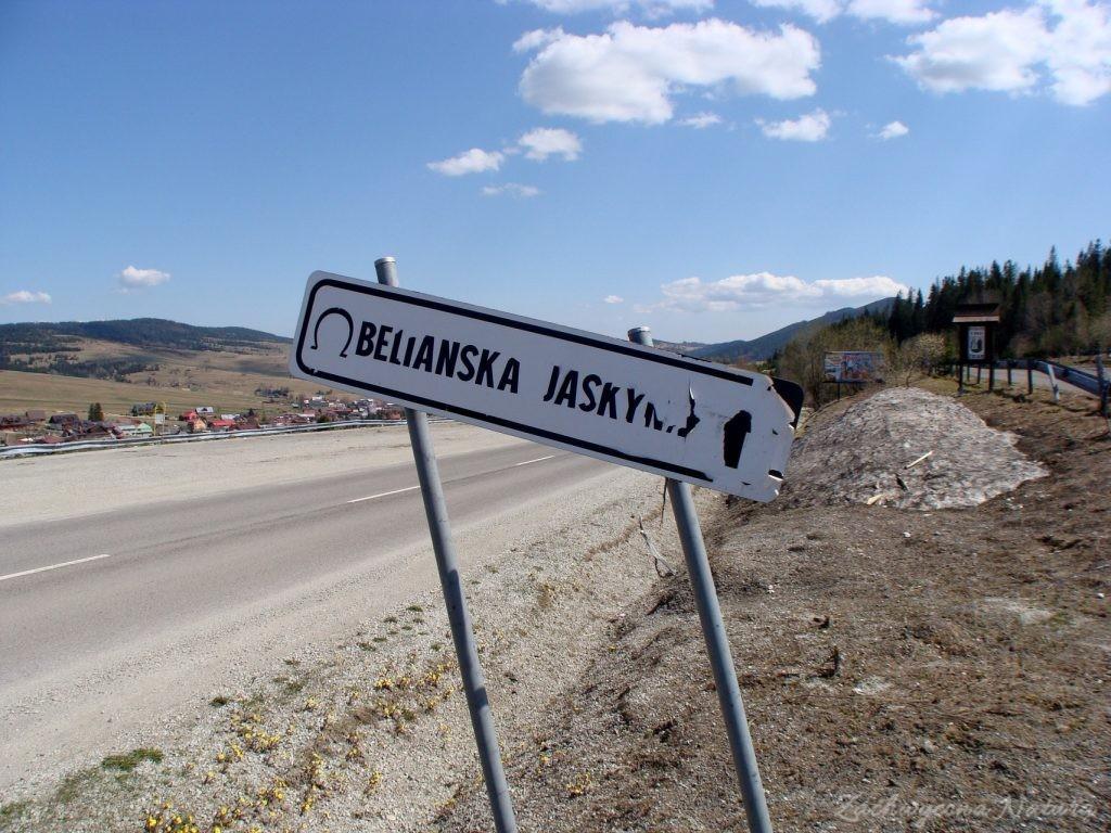 W drodze do Jaskini Bielińskiej w Tatrach Bielskich (1)