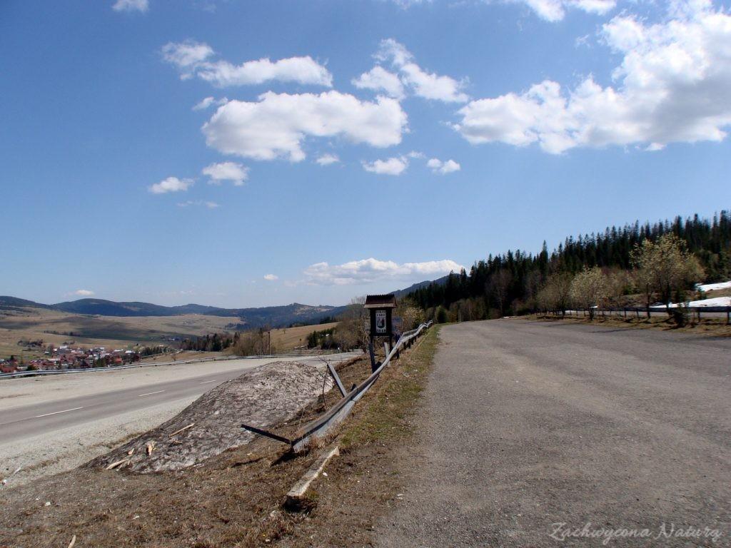 W drodze do Jaskini Bielińskiej w Tatrach Bielskich (2)