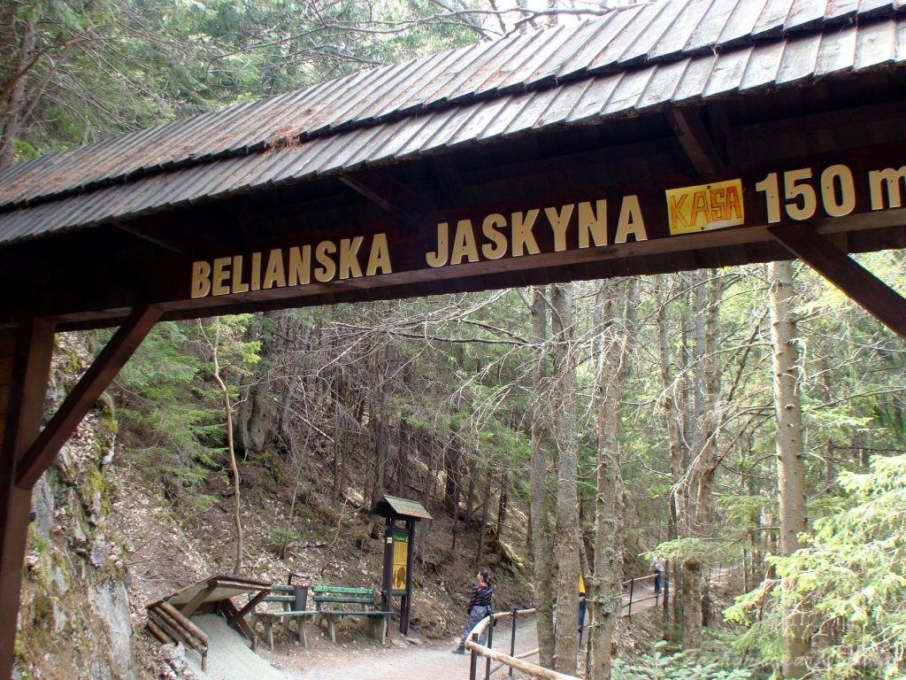 W drodze do Jaskini Bielińskiej w Tatrach Bielskich (9)