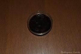 Galaretka z owoców czarnego bzu