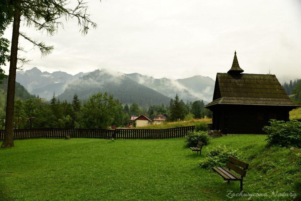 Sierpniowa Polana pod Muraniem w Tatrach Bielskich (2)