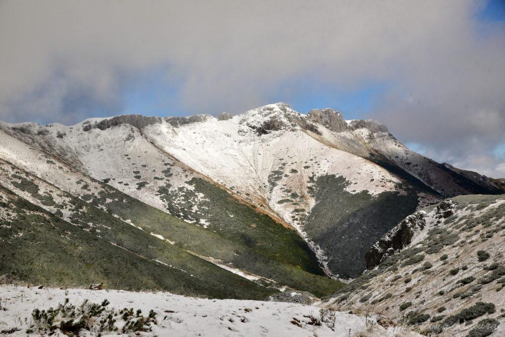 W poszukiwaniu jesieni, (a może zimy) w Tatrach Bielskich - tym razem dotarliśmy do Szerokiej Przełęczy (29)