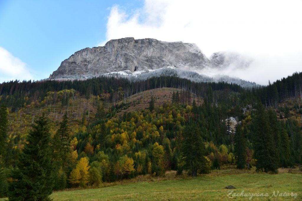 W poszukiwaniu jesieni, (a może zimy) w Tatrach Bielskich - tym razem dotarliśmy do Szerokiej Przełęczy (4)
