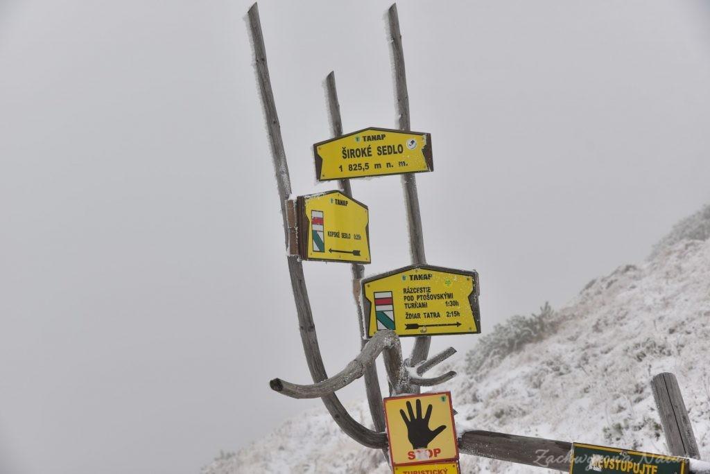 Szeroka Przełęcz