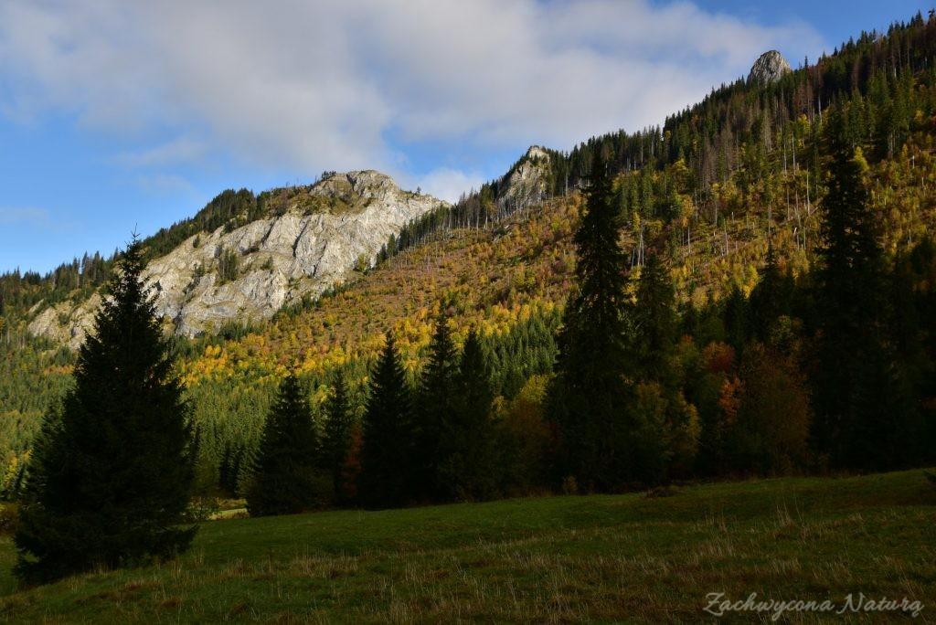 W poszukiwaniu jesieni, (a może zimy) w Tatrach Bielskich - tym razem dotarliśmy do Szerokiej Przełęczy (7)
