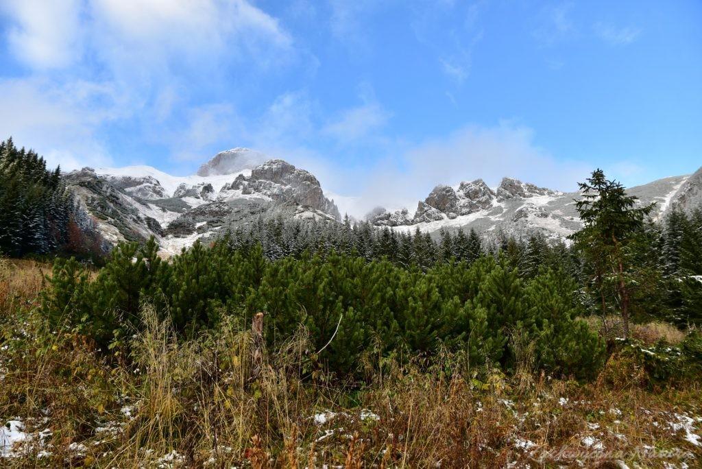W poszukiwaniu jesieni, (a może zimy) w Tatrach Bielskich - tym razem dotarliśmy do Szerokiej Przełęczy (73)
