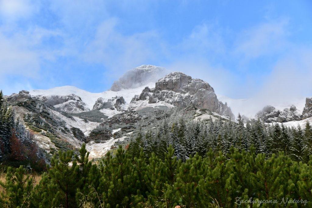 W poszukiwaniu jesieni, (a może zimy) w Tatrach Bielskich - tym razem dotarliśmy do Szerokiej Przełęczy (74)