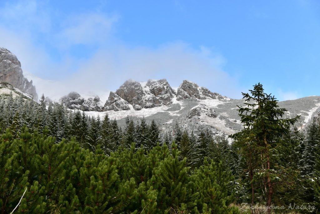 W poszukiwaniu jesieni, (a może zimy) w Tatrach Bielskich - tym razem dotarliśmy do Szerokiej Przełęczy (75)